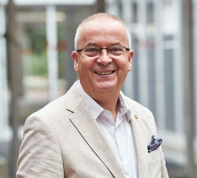 Geschäftsführer Bernd Herrmann